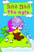 Brandedbooks Personalised Book for Hovis - 'Boo-Hoo the Ogre'